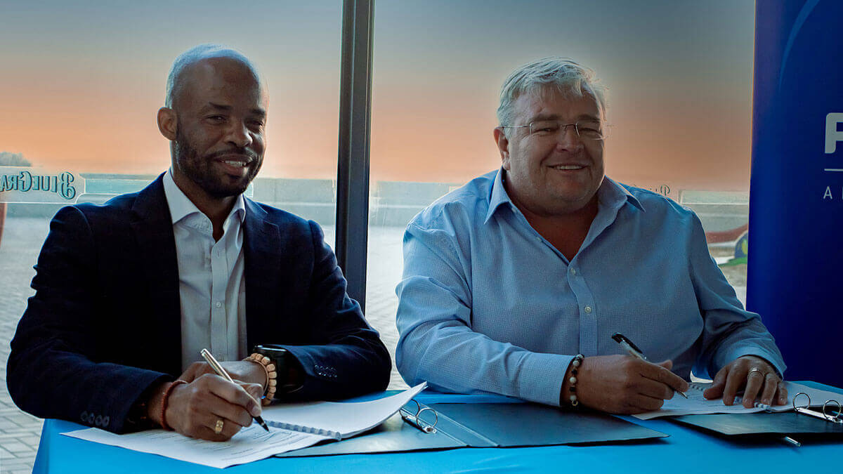 Paratus and Telecom Namibia Investment Lands Equiano Subsea Cable in Namibia